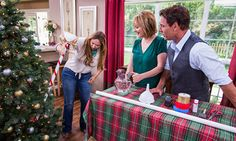 @edenmakersblog DIYs a Christmas Tree Watering Stick! #christmas #DIY #wateringstick #homeandfamily