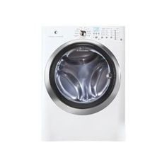 #8: Electrolux EIFLS55IIW 4.2 cu. ft. Front Load Steam Washer - IQ-Touch Control Island White.