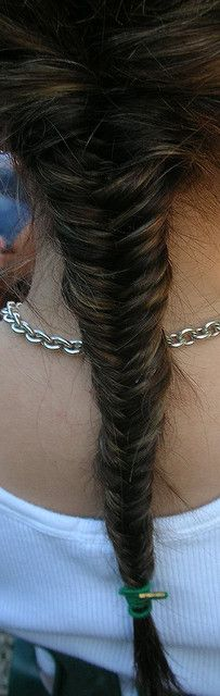 #braids #fishtail