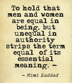Mimi Haddad (Christians for Biblical Equality) http://rachelheldevans.com/blog/ask-an-egalitarian-response