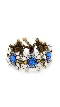 Shop now: DANNIJO May Bracelet