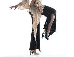 Elegant Ballroom Dance Pants