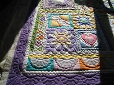 darling quilting by Penny Bubar.