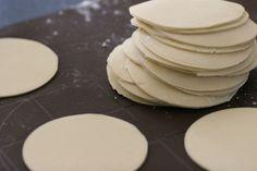 Dumpling (wonton) wrapper recipe  