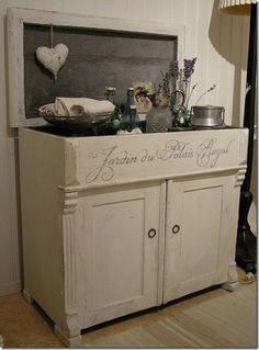Great dry sink