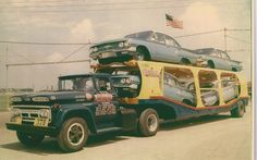 60 Chevys on the way,