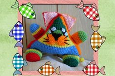 Do you want to crochet an Amigurumi that stand out? An Amigurumi that is lovable and hilariously funny? Then Funmigurumi are for YOU. Mouser the Cat is just great! PDF Pattern. Available ONLY from Monday thru Thursday every week. #crochetamigurumipattern #funnycrochetamigurumipattern #specialcrochetamigurumipattern #unusualcrochetamigurumipattern #crochetfunmigurumipattern