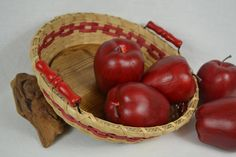 BASKET PATTERN Kelsey Pie Plate Basket by BrightExpectations.  Just shipped 70 of these baskets to one customer.  This is a great seller!