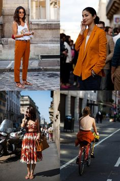 Images via: The Sartorialist