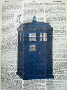 Dr. Who Fan Art