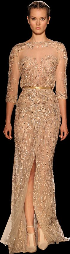 #ELIE SAAB - Haute Couture - Fall Winter 2012-2013