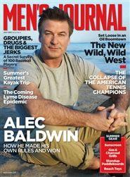 Men's Journal Magazine July 2012