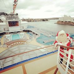 Why travel by sleigh when you can travel by cruise?