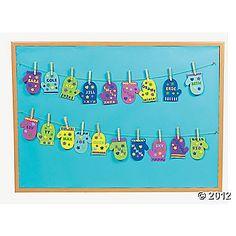 mitten craft, winter, bulletin board, ceilings, preschool idea