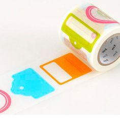 mt tape Tags, $12, now featured on Fab. This is yummy!