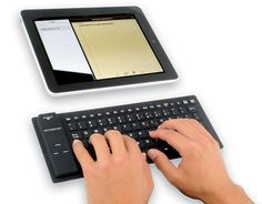 Wireless Roll-up Keyboard.