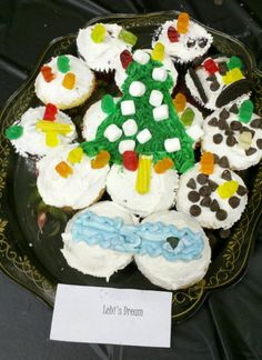Cupcake Wars- fun joint yw or combined ym/yw activity