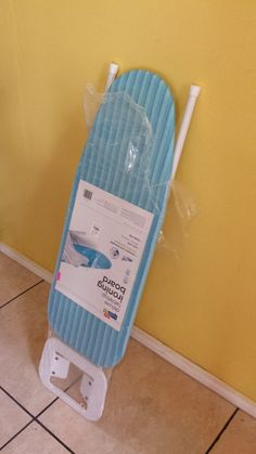 A tabletop ironing board that folds up flat! Got it at @TuesdayMorning! Perfect for taking to class or setting up in your home sewing space. #seektheunique