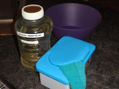 Homemade Pet Wipes!