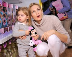 La La Anthony, Kelly Rutherford at Disney Stores Holiday event