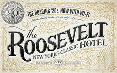 The Roosevelt Hotel by Ben Didier
