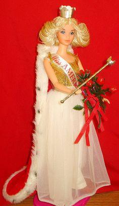 1974 Quick Curl Miss America Barbie america 1974, cereal boxes, curls, barbi quick, barbi doll, 70s barbi, quick curl, 1974 quick, miss america barbie