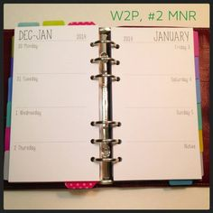 Planner Pages for pe