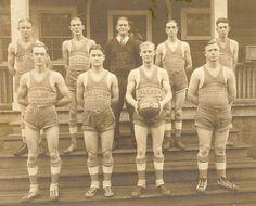 Dallas Basketball Team - 1928 - 1929