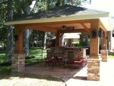 design equipment for patio