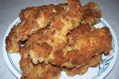 Gluten Free Chicken Coconu'ggets