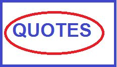 How Are QuotesCreated? disord quot, inspir quot