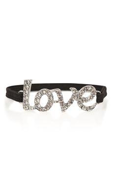 Deb Shops #love #bracelet