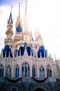 High Noon at the Magic Kingdom    I hope you all have a wonderful new year! Thanks for looking, and stay safe out there (: