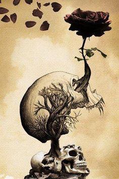 Tree skul