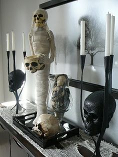 GET YOUR SPOOK ON HALLOWEEN VIGNETTE