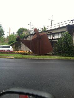 Staunton, VA...and I saw it first!