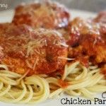 Crock Pot Parmesan Chicken