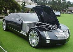 I am in love...Cadillac 2012