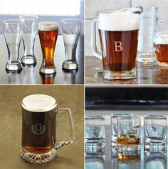 Gentlemanly barware gifts for the groomsmen featured today on @100layercake