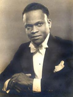 Rudolph Dunbar, conductor, clarinetist, author  (1907-1988)