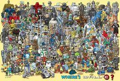 Where's WALL.E?