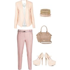 Women's interview outfit