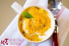 ZUPY - Zupa marchewkowa z imbirem - Przepis
