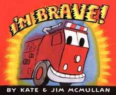 Tuesday, September 9, 2014. A latest entry in the whimsical series that includes I'm Bad! and I Stink! combines rhyming cadences with onomatopoeic word sounds in the story of a trusty red fire truck that rushes to the rescue.