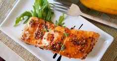 Maple Mustard Salmon - Egg Free, Nut Free, Nightshade Free