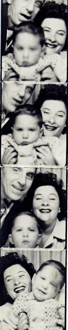 Vintage Photo Booth Photo...
