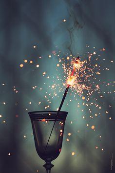 .Sparkles!  by Gulfiya Mukhamatdinova on Fivehundredpx.