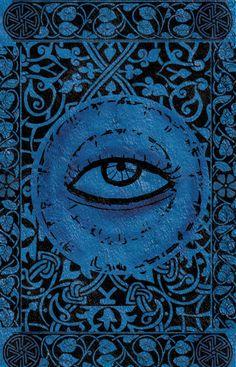 blue third eye