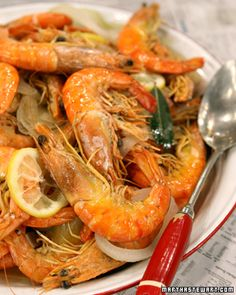 Louisiana-Style Shrimp Boil