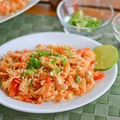 thai recip, meal